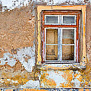 Alvor Window Poster