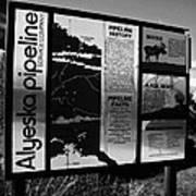 Alyeska Pipeline Poster