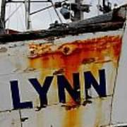 Alynn Poster by Mamie Gunning