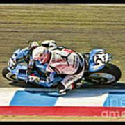 Ama Superbike Danny Eslick Poster