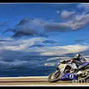 Ama Superbike Josh Jayes Poster