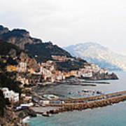 Amalfi Italy Poster