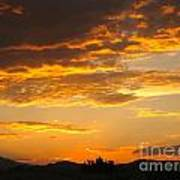 Amazing Sunset Poster
