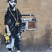 Ambivalence Banksy Poster