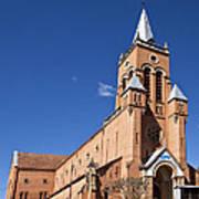 Ambositra Rc Church Madagascar Poster