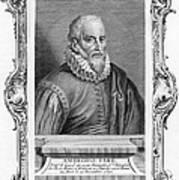 Ambroise Pare (1517?-1590) Poster