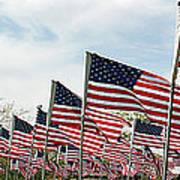 America Salute Poster