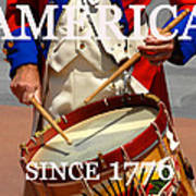 America Since 1776 Poster