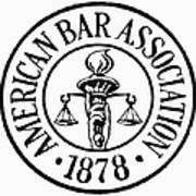 American Bar Association Poster