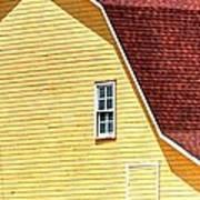 American Barn 14601 Poster