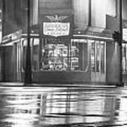 American Coney Detroit  Poster