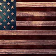 American Flag I Poster