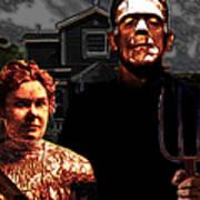 American Gothic Resurrection - Version 2 Poster