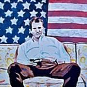 American Hero Poster