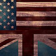American Jack I Poster by April Moen