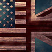 American Jack II Poster by April Moen