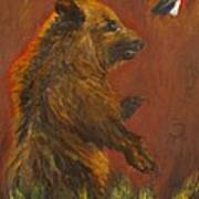 American Native Poster by Caroline Owen-Doar