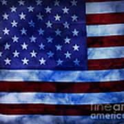 American Sky Poster