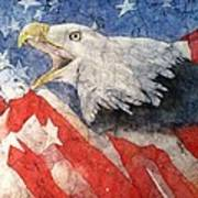 American Strength Poster