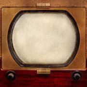 Americana - Tv - The Boob Tube Poster