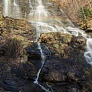 Amicalola Falls  Rainbow Poster