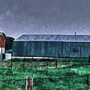 Amish Farming 3 Poster