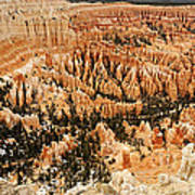 Amphitheatre At Bryce Canyon Poster