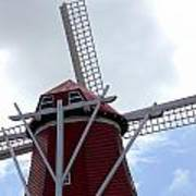 Amsterdam Windmill. Poster