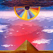 Amun Ra Poster