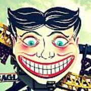 Amusement Smile Poster