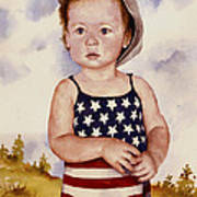 An All American Girl Named Ireland Poster