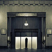 An Elegant Escape - Chicago Poster