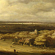 An Extensive Landscape Poster