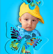 An Image Of A Photograph Of Your Child. - 06 Poster