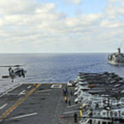 An Mh-60s Sea Hawk Takes Poster