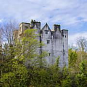 Ancient Castle Donegal Poster
