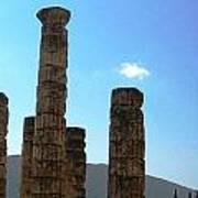 Ancient Delphi 16 Poster