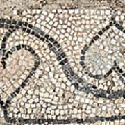 Ancient Mosaic Poster