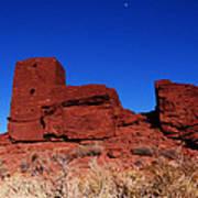 Ancient Pueblo Poster