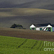 Andalusian Farmland  Poster