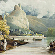Andely, From Views On The Seine Poster