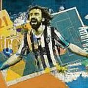 Andrea Pirlo - B Poster