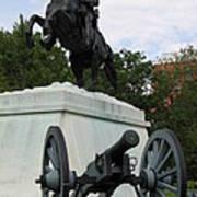 Andrew Jackson Memorial Poster