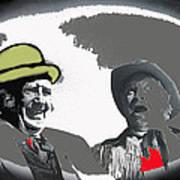 Andy Devine  Chill Wills Old Tucson Arizona 1971-2008 Poster