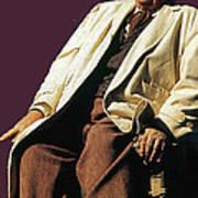 Andy Devine Singing Old Tucson Arizona Poster