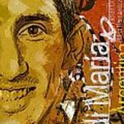 Angel Di Maria - B Poster