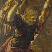 Angel From The Annunciation To The Virgin Poster