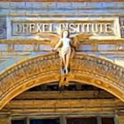 Angel In Drexel Poster