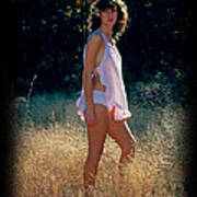Angel In The Grasses 3 Poster