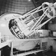 Anglo-australian Telescope Poster